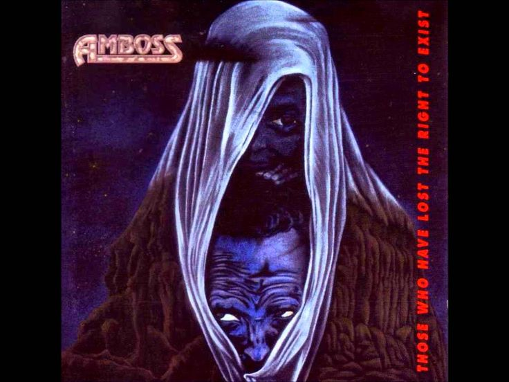 AMBOSS - Those Who Have Lost the Right to Exist ◾ (album 1993, German death metal)