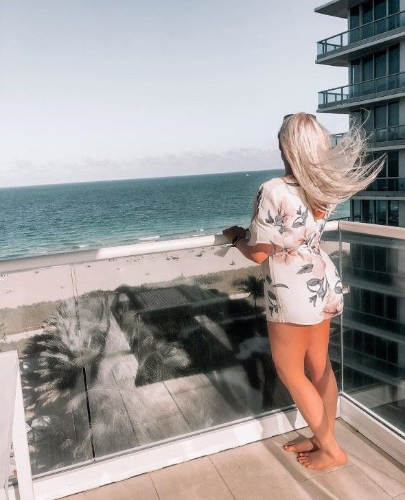 We Can T Help But Reminisce On Moments Of Much Needed Serenity Grandsurfside Photo By Adacharlotta G North Miami Beach Grand Beach Hotel Surfside Miami