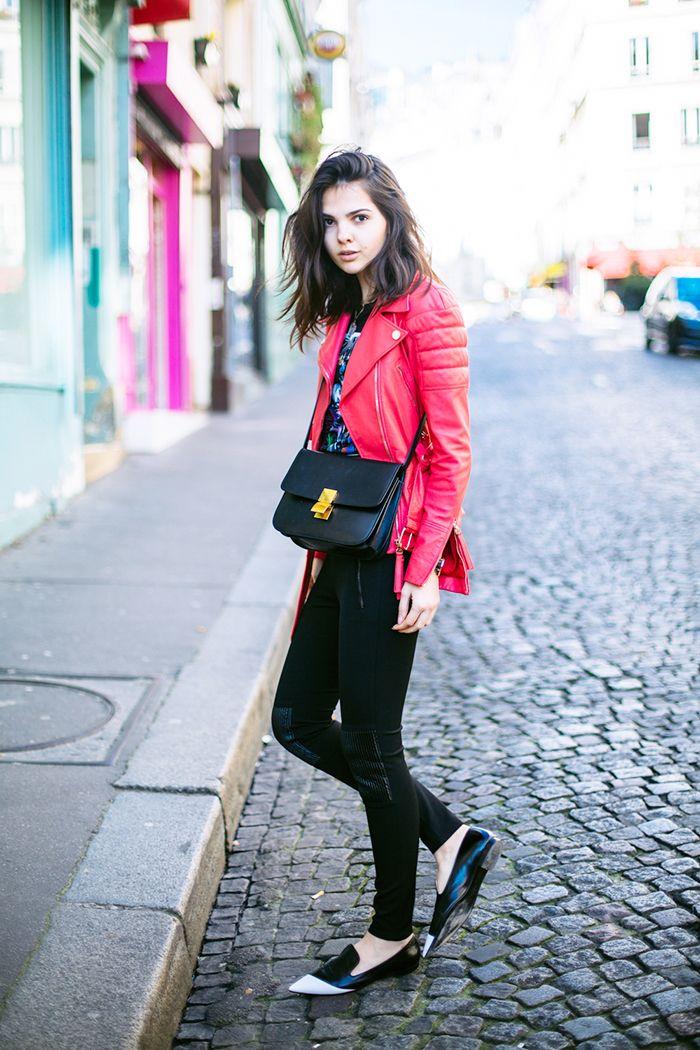 Doina Ciobanu of The Golden Diamonds // #Fashion #StreetStyle