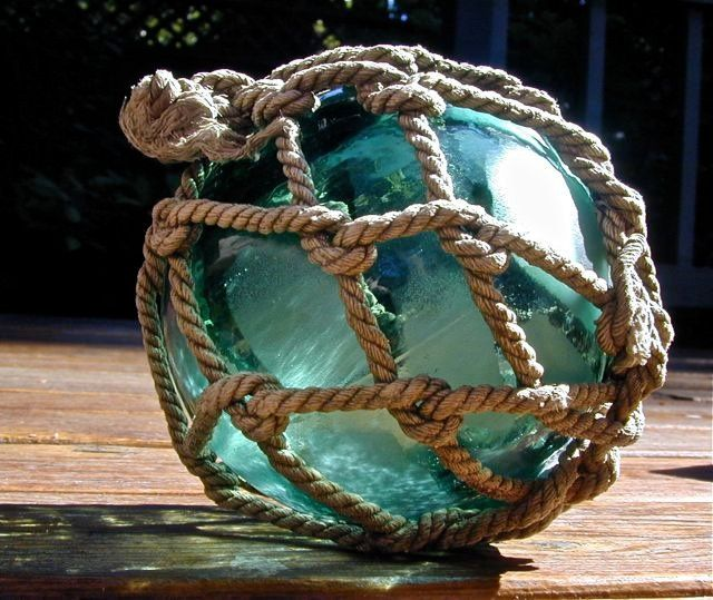Glass Fishing Float