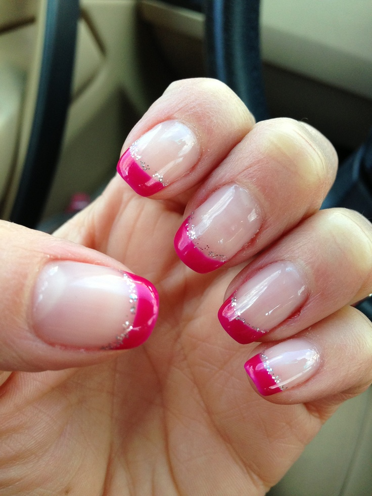 106 best My Style images on Pinterest | French manicures, Hair dos ...
