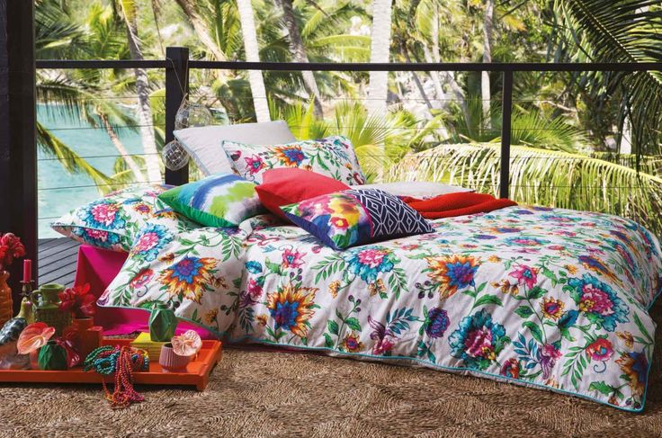 Natasha Quilt Set by Kas - Island Edition from Harvey Norman NewZealand