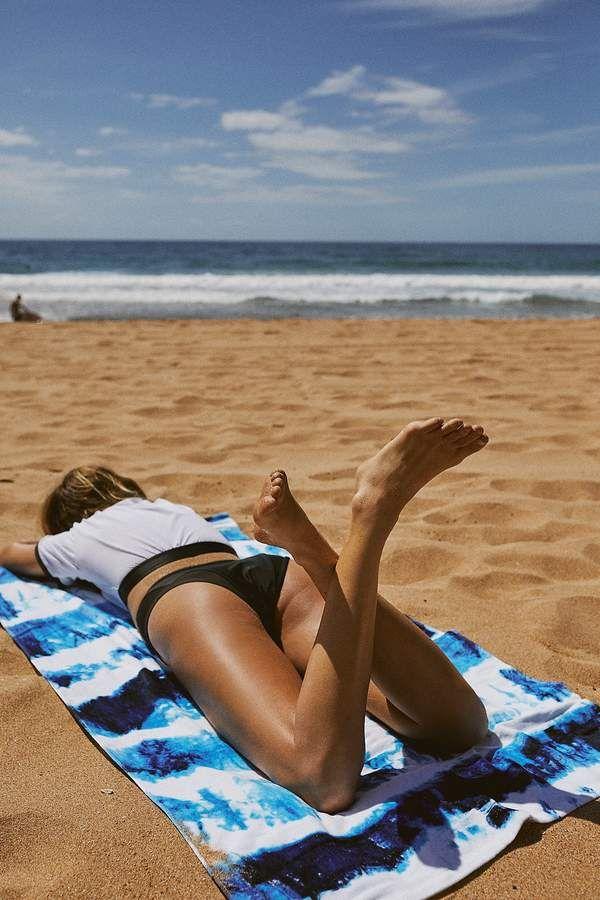 Indigo Sun Beach Towel Beach Surfing Beach Towel