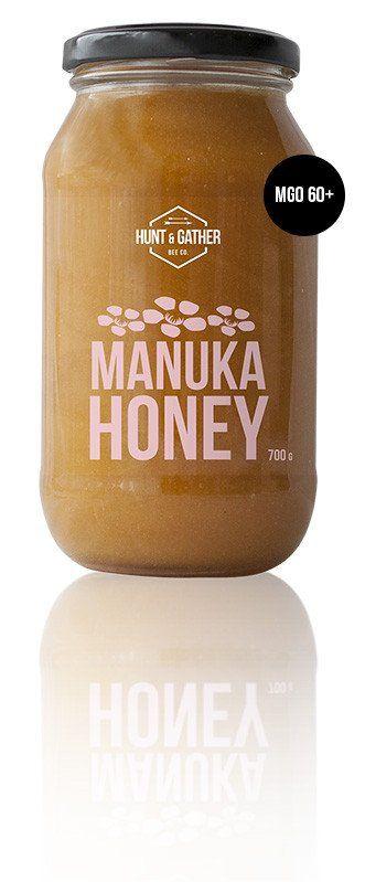 Manuka Honey MGO 60+ 750g