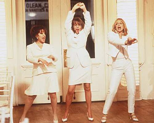 The First Wives Club is a great movie! Love the end scene!