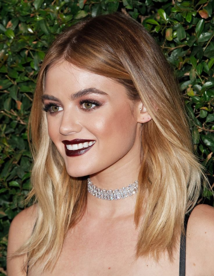 Everyone is loving Lucy Hale's blonde hair, but also wondering if it's a wig. We get to the bottom of it straight from her colorist.