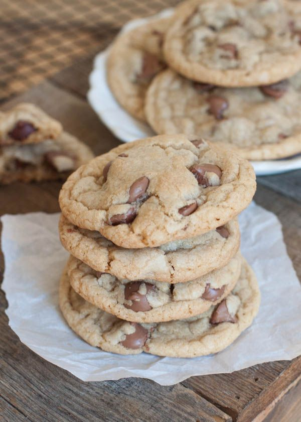 the very best big, soft, bakery style chocolate chip cookies you will ever make. plus, tips on making them perfect!!