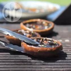 Vegetarian BBQ Mushrooms @ allrecipes.com.au