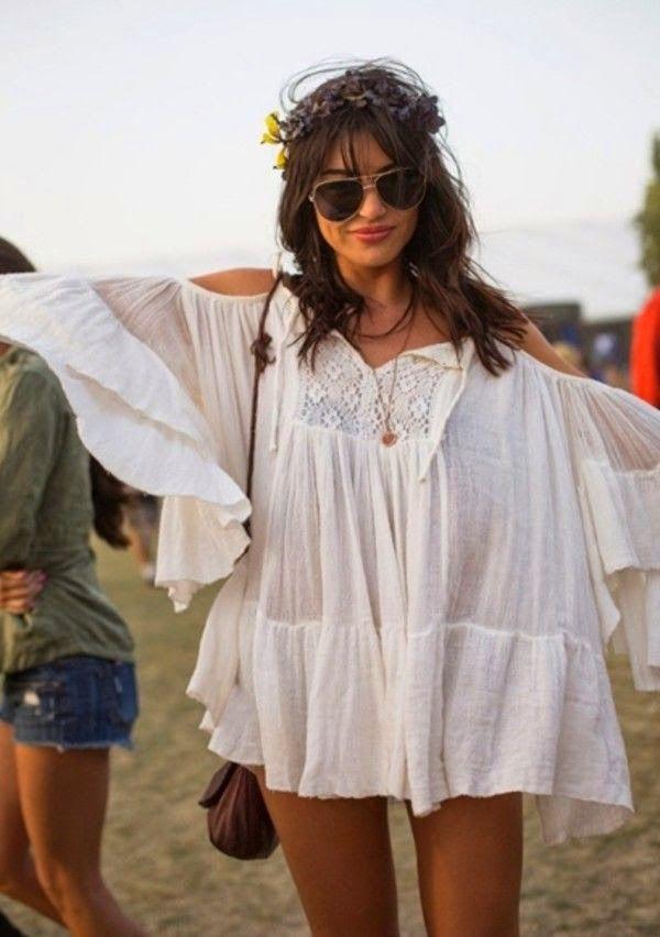 Coachella, Coachella Fashion, Coachella Street Style