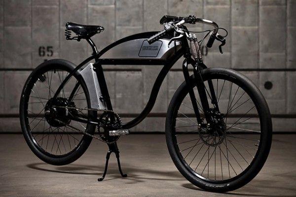 Derringer Electric Bike: de elektrische fiets voor de liefhebber