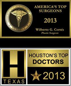 Dr. Wilberto Cortes Awards