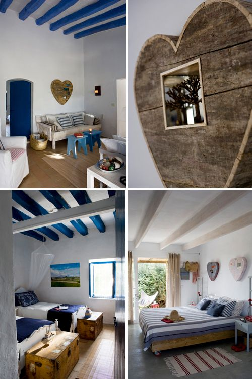 Oltre 25 fantastiche idee su arredamento casa al mare su - Soggiorno a formentera ...