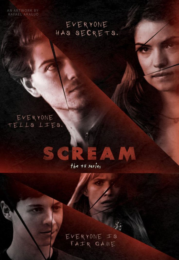 scream the tv series | Scream Tv Series by amazing-zuckonit on DeviantArt