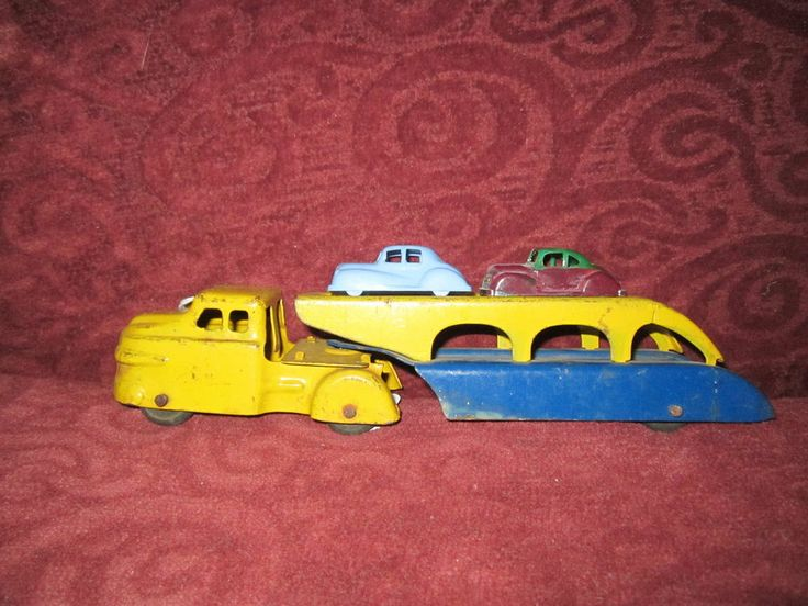 83 best images about antique toy vehicles on pinterest