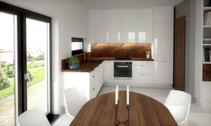 Plánujete výmenu svojej starej kuchyne a uvažujete nad vysoko lesklou kuchyňou?