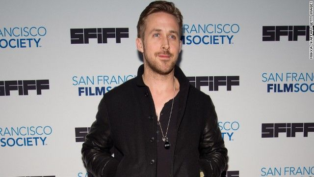 Ryan Gosling's 'chain of love'