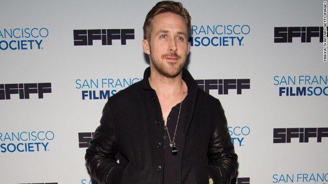 Ryan Gosling's 'chain of love'