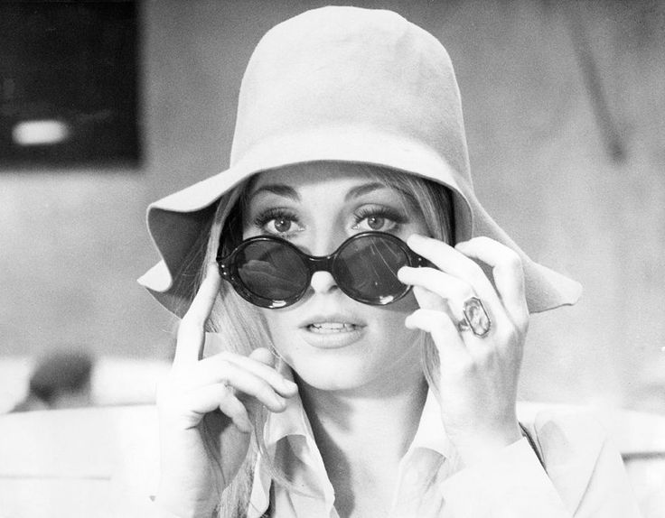Sharon Tate pictured in 1969