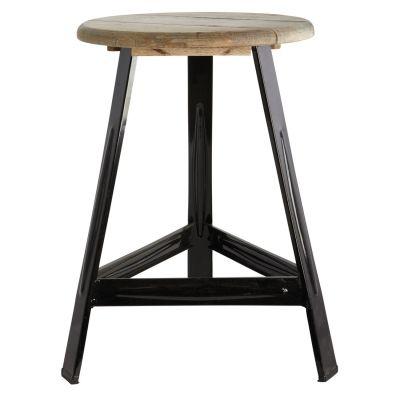 Have a Seat pall, svart från House Doctor – Köp online på Rum21.se
