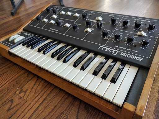 Moog Prodigy Analog Synthesizer