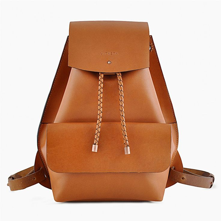 From IAMTHELAB.com Get Inspired: Gorgeous Handmade Leather Bags from Vitasta