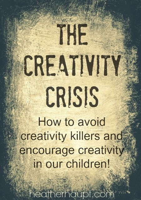 creativity crisis Articles, interviews and book reviews about creativity from international experts academic and feature articles covering creativity across many topics.
