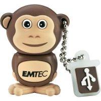 Clé USB 2.0 EMTEC Safari Singe 4Go EKMMD4GM322