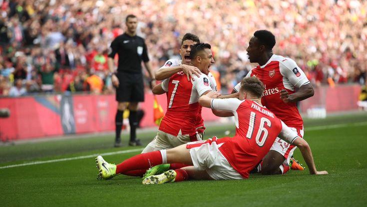 @TheArsenal #FACup #EmiratesFACup #AFCvMCFC #ARSMCI #Arsenal #Gunners #ArsenalFC #AFC #9ine