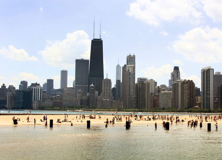 Your 20-step Chicago Summer bucket list - To go to Chicago in the summer or spring?