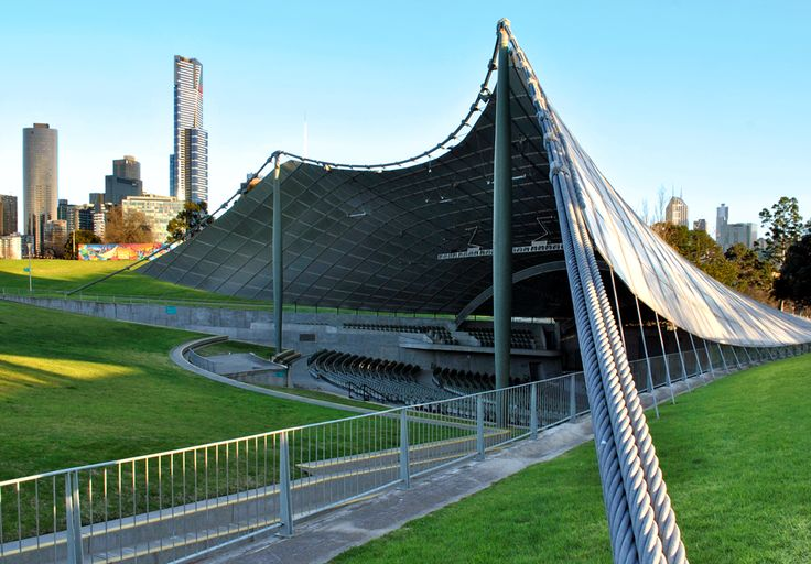 'Touch the Earth Lightly'. Sidney Myer Music Bowl, Melbourne. © G.C. Campbell.