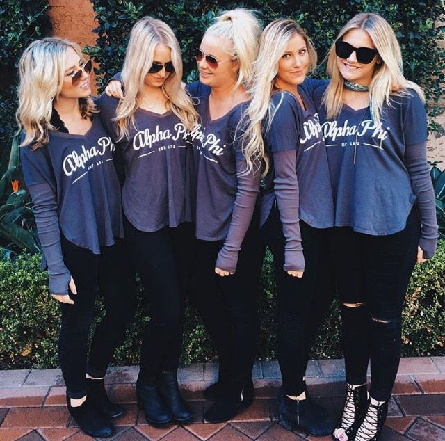 Alpha Phi at Arizona State University #AlphaPhi #APhi #sorority #ASU
