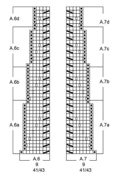 Neulotut DROPS palmikkosukat Nepal-langasta. Koot 35 – 43. Ilmaiset ohjeet DROPS Designilta.