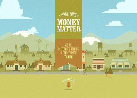 Make Your Money Matter | CSS Website