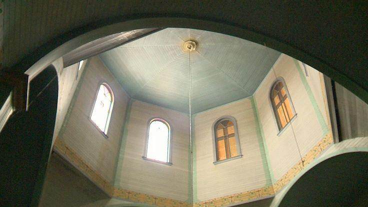 Spaca Moskalyk dome - near Mundare, Alberta  | #AbandonedChurch