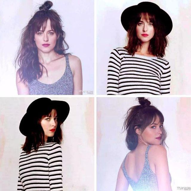 """The stories I want to tell, the characters I want to play, don't typically exist in huge, commercial box-office movies."" #DakotaJohnson"