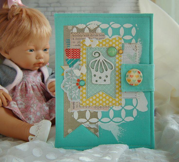 Мастер-класс подготовила    Дизайнер нашего блога Marina Cher         Привет! Сегодня я расскажу, как сделать обложку для свидетель...