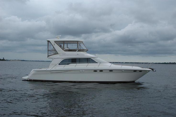 1998 Sea Ray SEDAN BRIDGE Power Boat For Sale - www.yachtworld.com