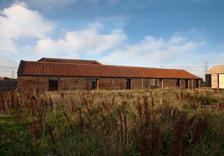 Norfolk Threshing Barn Interesting Solution By Carl
