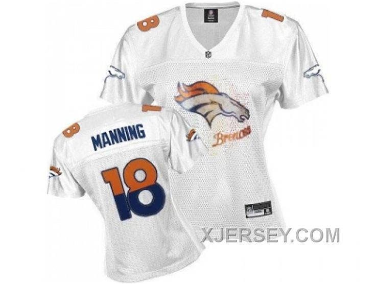 http://www.xjersey.com/for-sale-women-nfl-jersey-denver-broncos-18-peyton-manning-white-2011-womens-fem-fan.html FOR SALE WOMEN NFL JERSEY DENVER BRONCOS #18 PEYTON MANNING WHITE 2011 WOMEN'S FEM FAN Only $34.00 , Free Shipping!