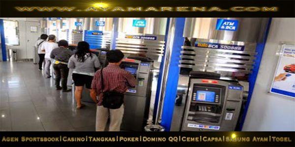 Rahasia Tarik Tunai di ATM, Saldo Rp1 Juta Bisa Tarik Rp4 Juta  http://bit.ly/1O2hgtG  #dewibet #dewibola88 #agenjudionline #bettingonline #sportbook #casino #bolatangkas #togel #sabungayam #kartucapsa #poker #dominoqq #ceme #agenjuditerpercaya #agenterpercaya