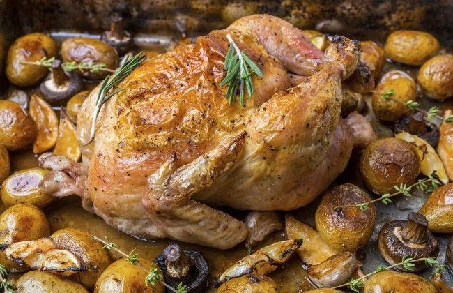 De ultieme gebradenen kip