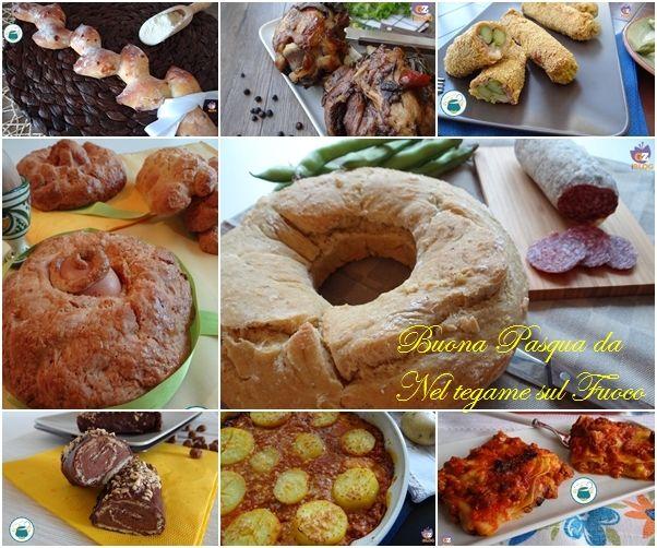 Ricette per Pasqua /raccolta di ricette pasquali