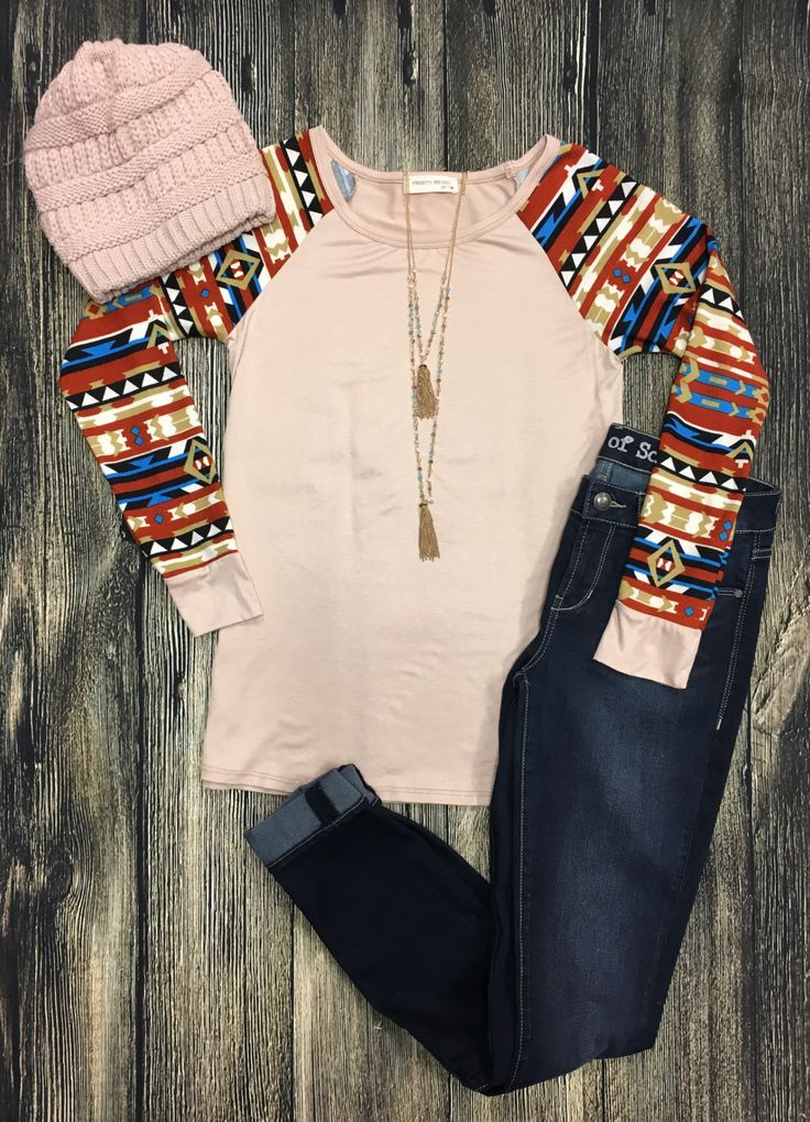 Aztec Tribal Top from privityboutique