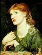 "New artwork for sale! - "" Il Ramoscello by Dante Gabriel Rossetti "" - http://ift.tt/2oEVACp"