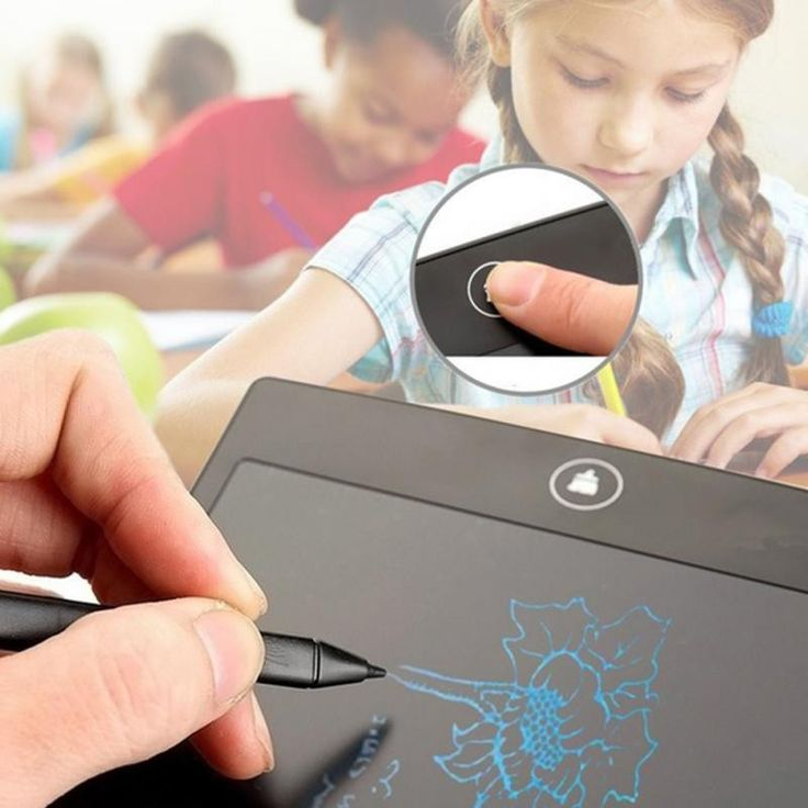 8.5 inch Digital Paperless Writing/Drawing Tablet  The LCD writing pad is Environment friendly, electronic alternative to memo pads, sticky notes, sketch books, dry erase boards and other writing/drawing mediums.  #2017 #art #boutique #christmas #creative #design #gadgets #gears #giftideas #giveaway #graffiti #loveit #sale #santa #shopping #streetart #style #thesuperstyle #trend