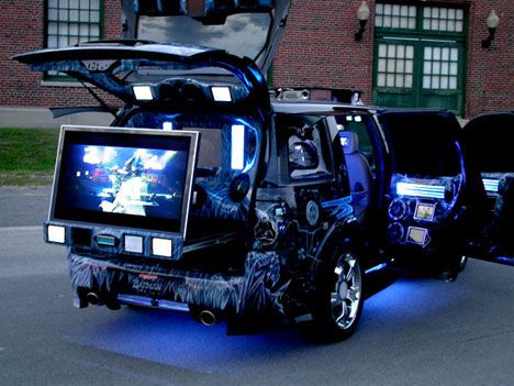 25 Best Ideas About Pimped Out Cars On Pinterest Custom
