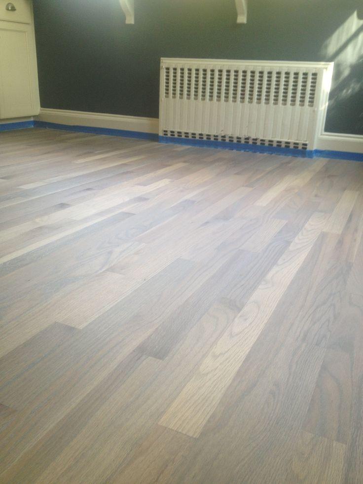 Rubio Monocoat Refinish On Red Oak Eco Floor Red Oak