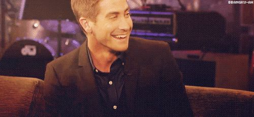 The Finger Guns: | Community Post: Can You Make It Through These Jake Gyllenhaal GIFs Without Swooning?