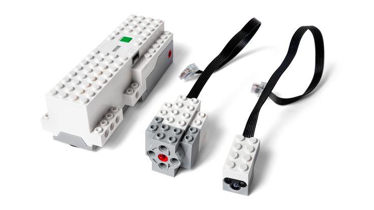 Lego programmeersets