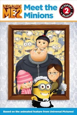 Despicable Me 2( Meet the Minions)[DESPICABLE ME 2 MEET THE MINIO][Paperback] @ niftywarehouse.com #NiftyWarehouse #DespicableMe #Movie #Minions #Movies #Minion #Animated #Kids